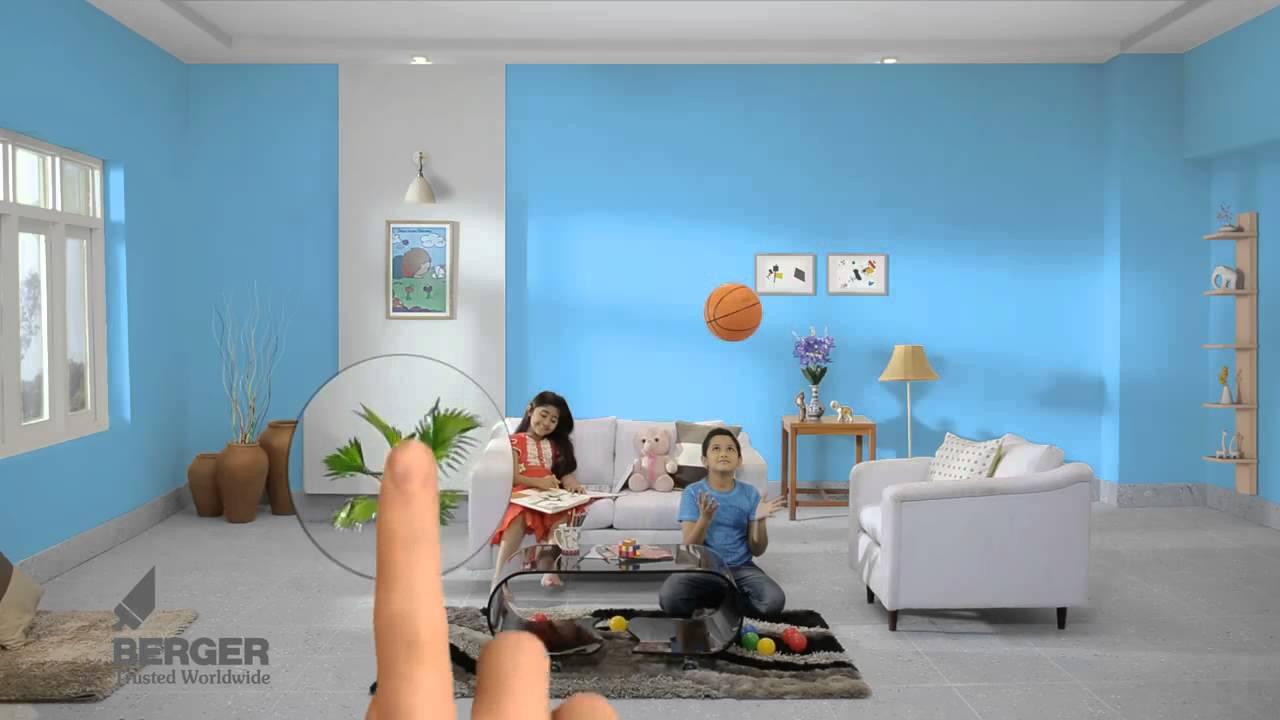 Berger Paints Home Decor Trends Decoration